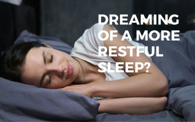 Dreaming Of A More Restful Sleep?