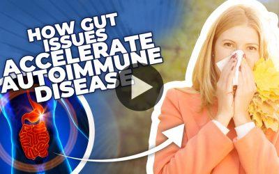 How Gut Issues Accelerate Autoimmune Disease