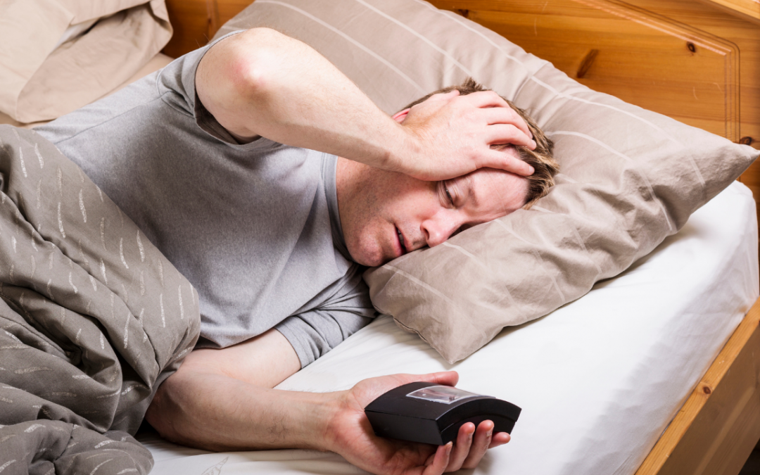 The Real Reasons You're Not Sleeping Properly