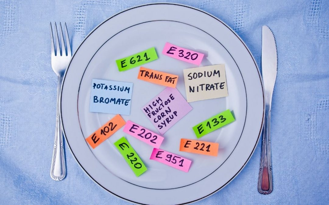 Do You Know What's Being Added to Your Food that Could Be Harming Your Health?